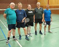 Die Sparte Badminton 2019 (1)