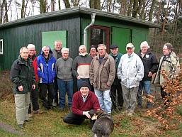 Ein früheres Foto der Wandergruppe aus 2007