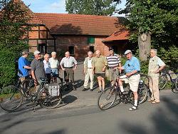 Ein früheres Foto der Wandergruppe aus 2006.