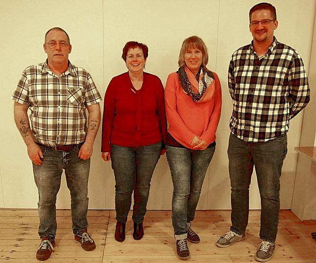 Vorstand SV Linsburg 2019